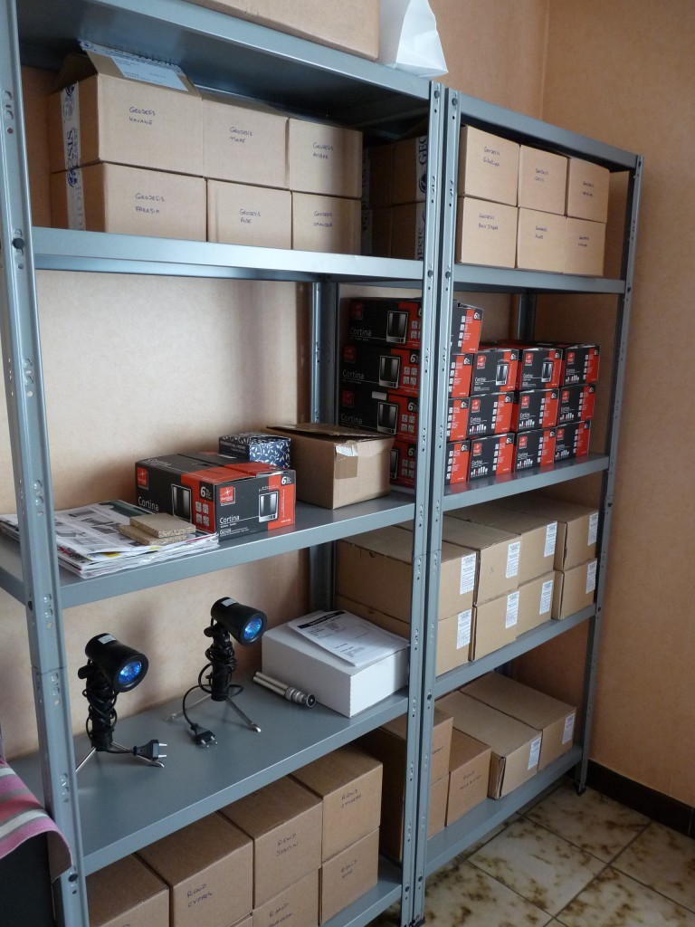 Etag re m tal 5 tablettes brico depot - Monsieur bricolage amiens ...