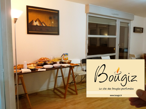Soirée lancement Bougiz