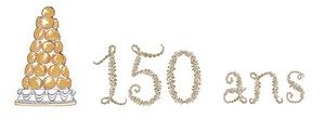 150 ans Ladurée